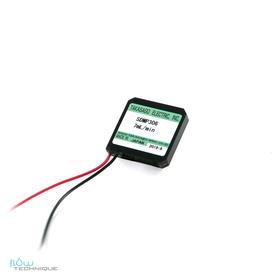 Micro-pompes, -Pompes à membrane piezo-électriques-Pompe à membrane piezo-électriques SDMP