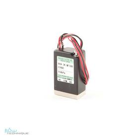 Electrovannes, -Electrovannes à membrane chimiquement inerte, -Diamètre de passage 1 à 2mmΦ-Electrovanne RVA