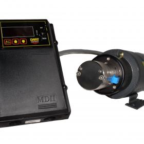 Pompes à liquide, -Pompes à engrenages à entraînement magnétique, Pompes de laboratoire, -Pompes à engrenages à entraînement magnétique-Groupe de pompage avec variateur intégré