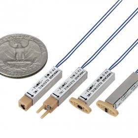 Electrovannes, -Electrovannes à membrane chimiquement inerte, -Diamètre de passage < 1mmΦ-Electrovanne FV