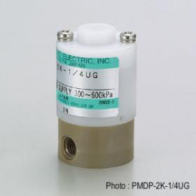 Electrovannes, -Vannes pneumatiques-Vanne pneumatique PMDV