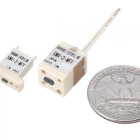 Electrovannes, -Electrovannes à membrane chimiquement inerte, -Diamètre de passage < 1mmΦ-Electrovanne SMV