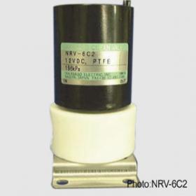 Electrovannes, -Electrovannes à membrane chimiquement inerte, -Diamètre de passage >3mm-Electrovanne NRV