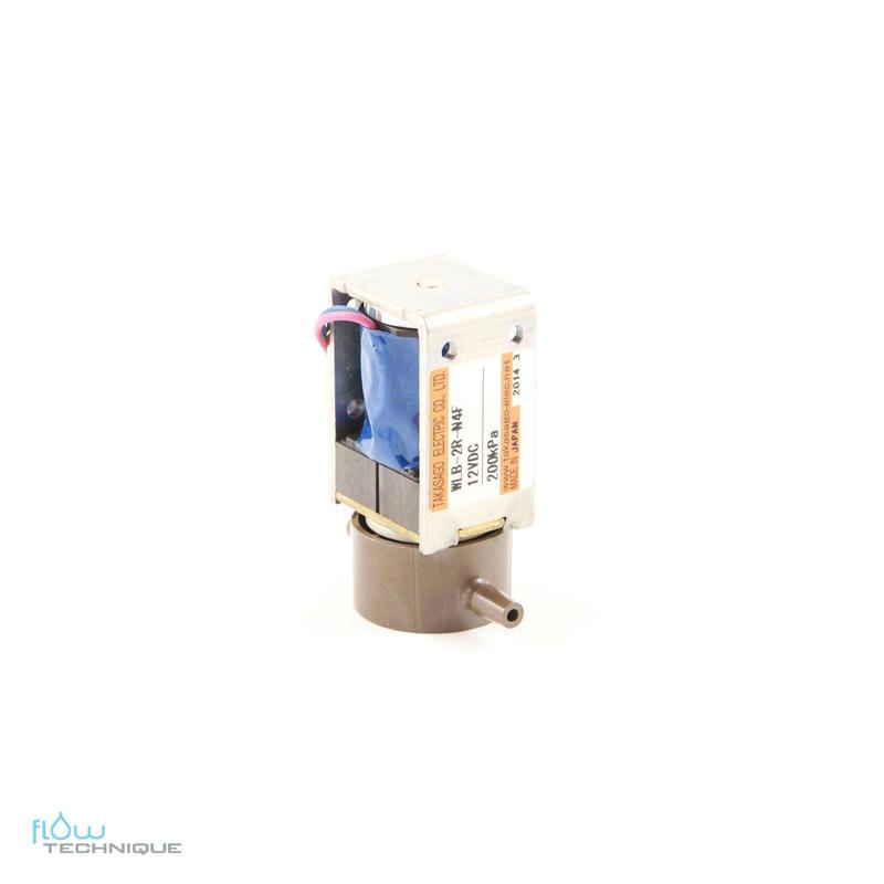 Electrovannes, -Electrovannes à membrane chimiquement inerte, -Diamètre de passage 1 à 2mmΦ-Electrovanne WLB