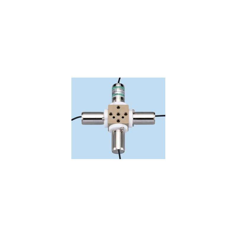 Electrovannes, -Produits Spéciaux-Electrovanne Quaternaire moulée