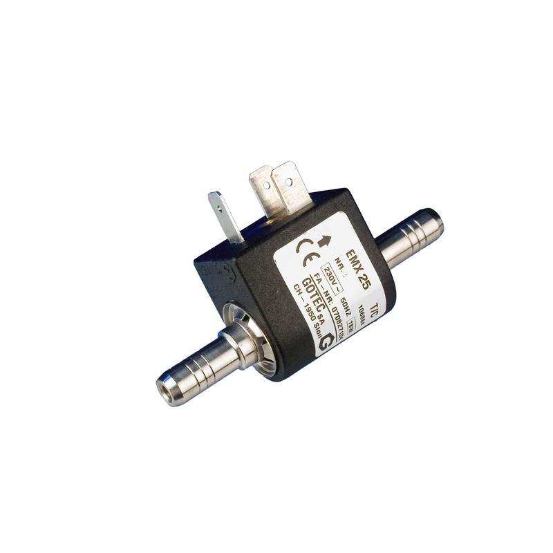 Pompes à liquide, -Pompes électromagnétiques-Pompe électromagnétique EM