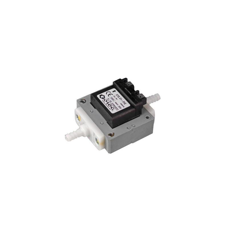 Pompes à liquide, -Pompes électromagnétiques-Pompe électromagnétique ET