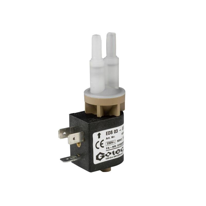 Pompes à liquide, -Pompes électromagnétiques-Pompe électromagnétique ED