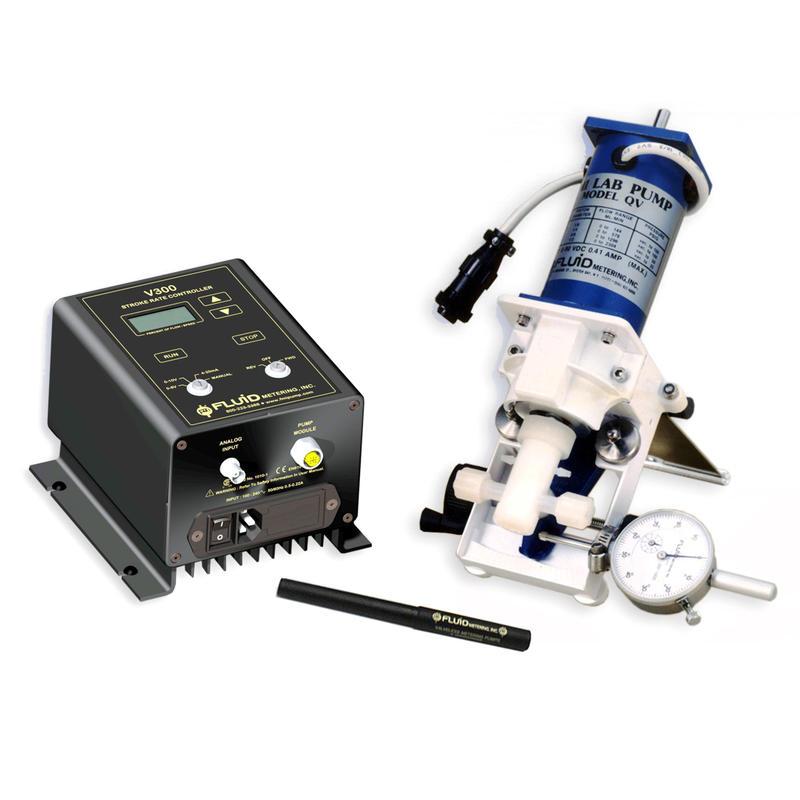 Pompes à liquide, -Pompes à piston rotatif, Pompes de laboratoire, -Pompes à piston rotatif-Série V300