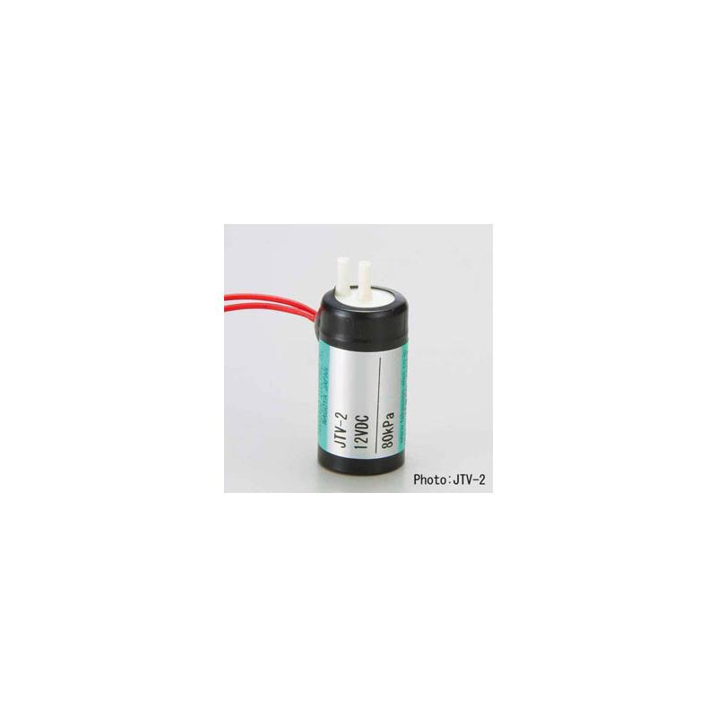 Electrovannes, -Electrovannes à membrane chimiquement inerte, -Diamètre de passage 1 à 2mmΦ-Electrovanne JTV