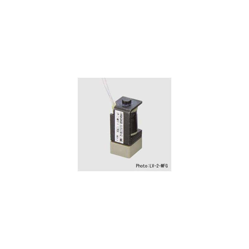 Electrovannes, -Electrovannes à membrane chimiquement inerte, -Diamètre de passage < 1mmΦ-Electrovanne LV